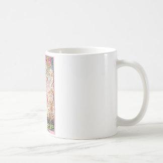 Hada de la Wilow-Hierba de la Rosa-Bahía Tazas De Café