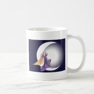 Hada de luna - moon fairy taza