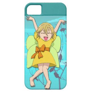 Hada de Manga, soy emocionado iPhone 5 Fundas