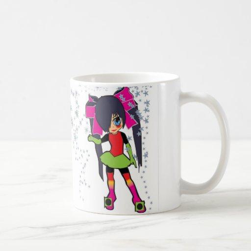 Hada de Manga Tazas De Café