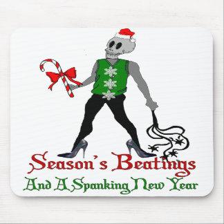 Hada de Navidad de los Dom Alfombrilla De Raton