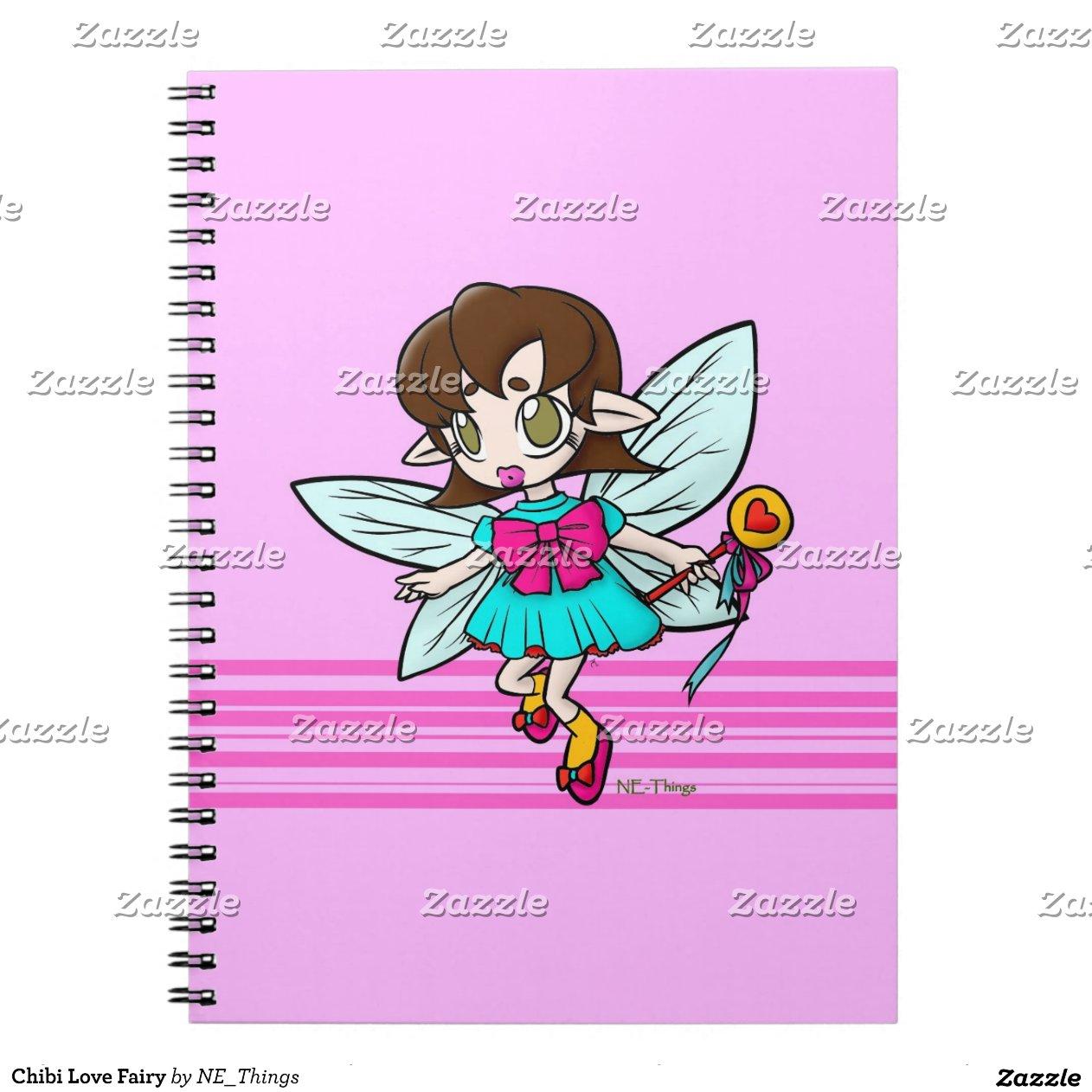 Hada Del Amor Hada Del Amor De Chibi Note Book Rdfefebdbfaedfbda