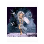 Hada del Aphrodite Tarjeta Postal