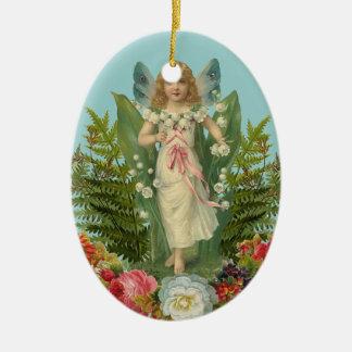 Hada del arbolado ornamento para reyes magos
