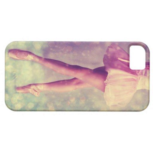 Hada del ballet - caso del iphone 5 iPhone 5 Case-Mate cobertura