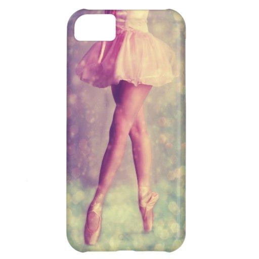 Hada del ballet - caso del iphone 5 funda para iPhone 5C