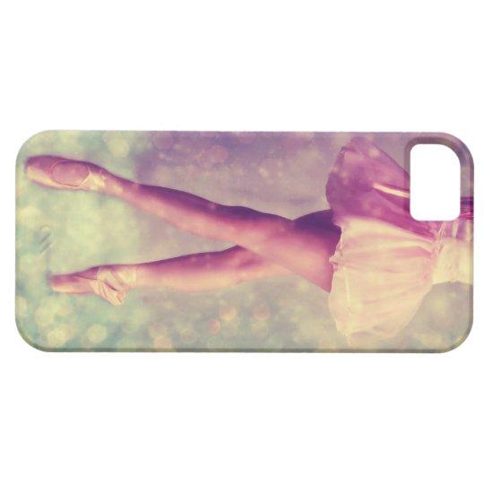 Hada del ballet - caso del iphone 5 funda para iPhone SE/5/5s