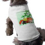 Hada del bosque camisas de perritos