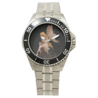 Hada del chica del encanto reloj