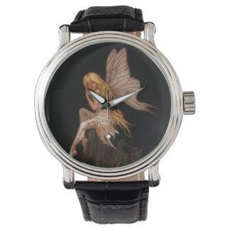 Hada del chica del encanto relojes