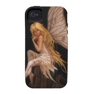 Hada del chica del encanto vibe iPhone 4 fundas
