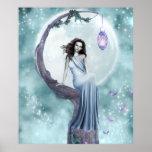 Hada del claro de luna posters