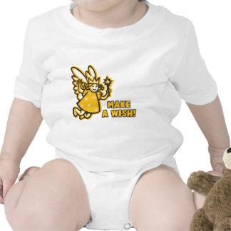 Hada del deseo traje de bebé