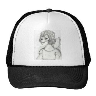 Hada del duendecillo gorras de camionero