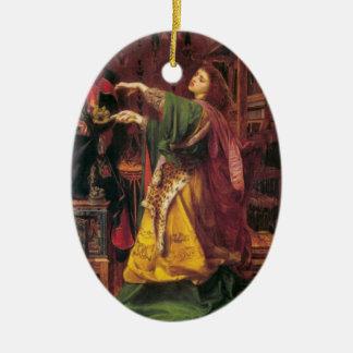 Hada del La de Morgan - ornamento Ornato