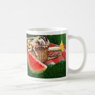 Hada del verano tazas de café