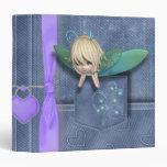 Hada del verde azul del bolsillo de Jean