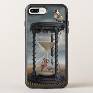 Hada del vidrio de la hora funda OtterBox symmetry para iPhone 7 plus
