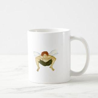 Hada del vigilante taza de café