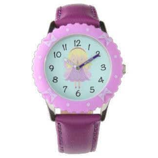 Hada dulce relojes de pulsera
