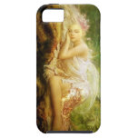 Hada durmiente iPhone 5 Case-Mate carcasas