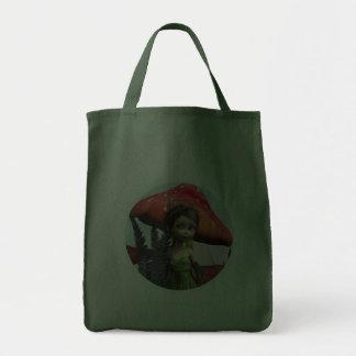 Hada en arbolado bolsa