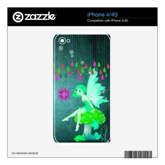 Hada encantada skin para el iPhone 4S