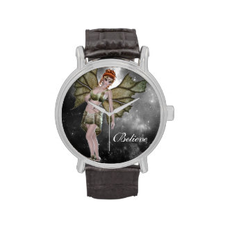 Hada - Fae - Faerie - reloj adaptable