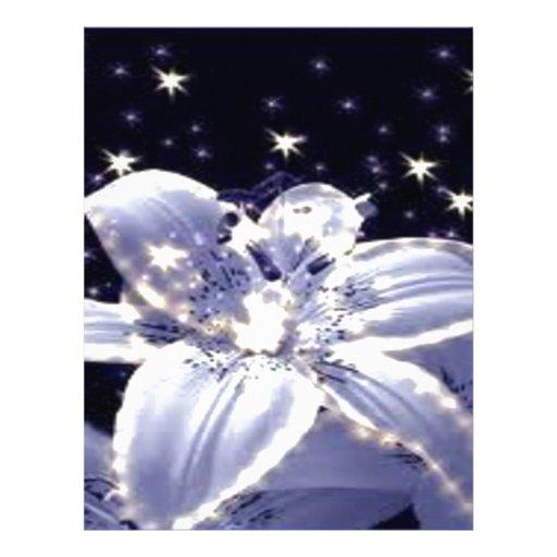 hada-flor plantillas de membrete