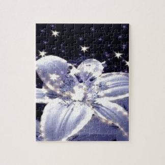 hada-flor puzzle con fotos