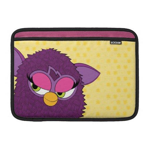 Hada Furby del ciruelo Fundas MacBook