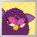 Hada Furby del ciruelo Posters
