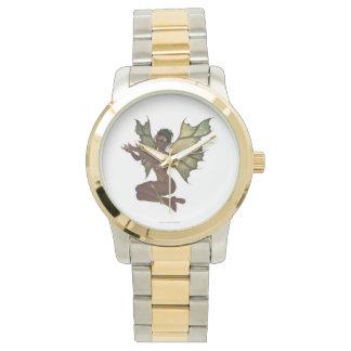 Hada imponente con faerie de la ropa interior del relojes de pulsera