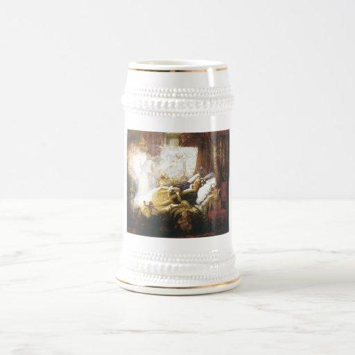 Hada la materia que los sueños se hacen tazas de café
