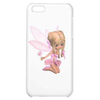 Hada linda de la bailarina de Toon en rosa - arrod