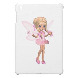 Hada linda de la bailarina de Toon en rosa - coloc