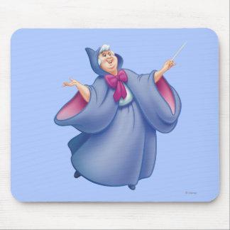 Hada madrina alfombrillas de ratones