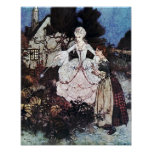 Hada madrina de Cenicienta por el poster de Edmund