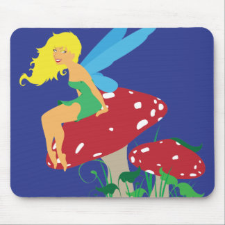 Hada Mousepad del bosque