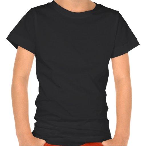 Hada pensativa camisetas