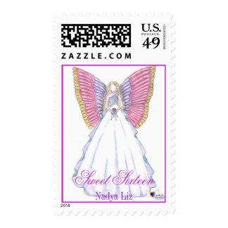 Hada-Personalizar de la mariposa del dulce Envio
