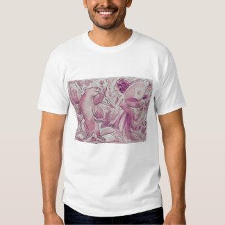 Hada púrpura de la rata playera