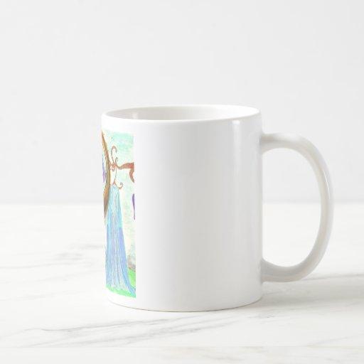 hada que se prepara taza básica blanca