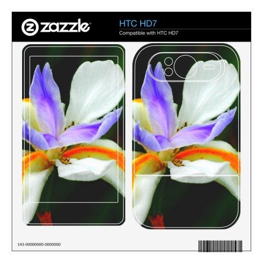 Hada salvaje del iris calcomanía para HTC HD7