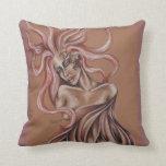 Hada Sidhe del Faery de la almohada del silfo
