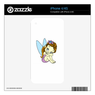 hada decal for the iPhone 4