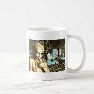 Hada traviesa taza de café
