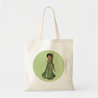 Hada verde bolsas