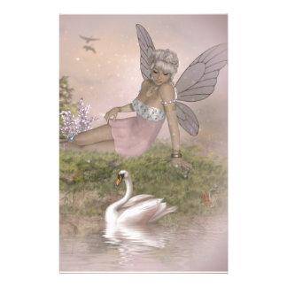Hada y cisne papeleria