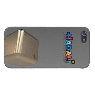 Hadali Toys - Golden Cube - iPhone 5/5s Case